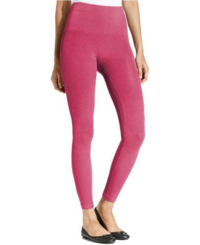 Spanx Star Power By SPANX Tout and About Shaping Leggings Rhubarb Large