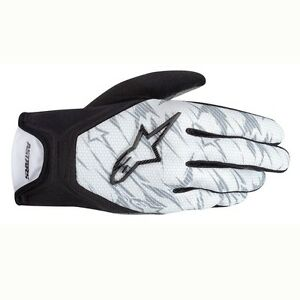Alpinestars-Aero-Gloves-Black-White-MTB-Gloves-Downhill