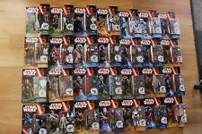 """Star Wars The Force Awakens  28 - 3.75"""" Action Figures  SEVERAL ARE SOLD OUT!!"""