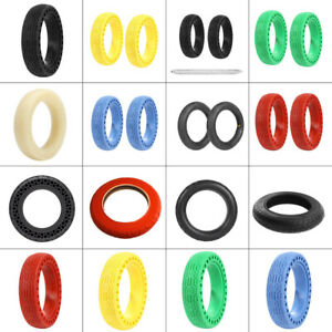 For-Xiaomi-Mijia-M365-Electric-Scooter-Tire-Wheels-Outer-Tyre-Inner-Tube-Rubber