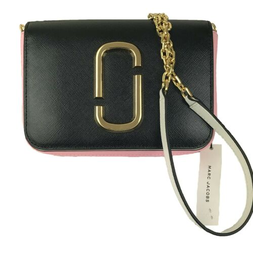 Bag Negro ~ Bag 350 Nuevo blanco Waist tag Marc Crossbody Jacobs rosa Belt Bag W qCwaASx4