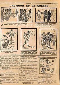 Humour-Guerre-Espion-Schmidt-London-Londres-India-Soldiers-Wilhelm-II-WWI-1915