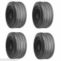 Golf Cart Tires Set Of 4, 18x8.50-8 Excel Golf Pro Plus 6 Ply Off Road Tires