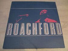 Roachford – Roachford      Vinyl LP Album UK 1988 Funk /Soul R&B   CBS 460630 1