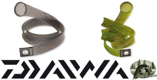 DAIWA Rod Cover Rutenschutz Farbauswahl Spinning//Baitcaster Ruten