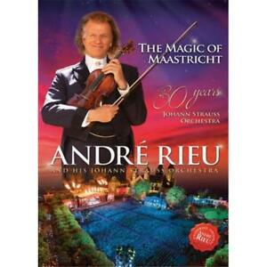 Andre-Rieu-Magic-of-Maastricht-30-Years-DVD-All-Regions-NTSC-NEW