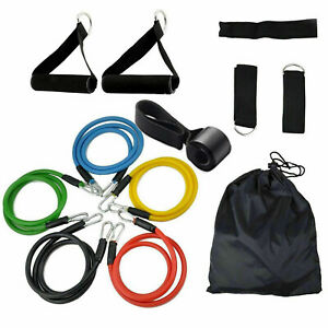 Exercise Training Straps for Indoor Games Pink 11 pcs Plush Leather Straps Kit Including 2 Shiny Dice