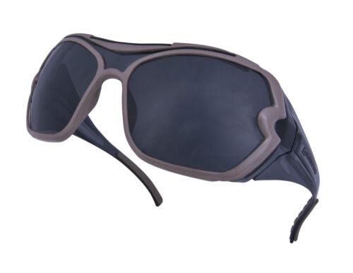 Delta Plus Venitex Tambora Smoked Protective Safety Eyewear Glasses Specs PPE