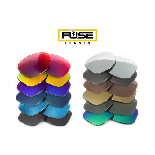 Fuse Lenses Fuse Plus Replacement Lenses for Persol 8359-V 53mm
