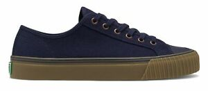 PF-Flyers-Center-Lo-Unisex-Shoes-Navy-with-Tan-Size