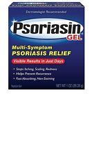 NIB PSORIASIN GEL Multi-Sympton Psoriasis relief doctor 1 oz