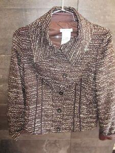 Størrelse Lezard Jacket Rene 40 Brown xwOqFYp0