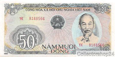 2   DONG   1985   AU P 91  Uncirculated Banknotes VIETNAM