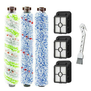 Multi-Surface-Sol-Animal-Nettoyage-Brosse-Kit-Filtre-Set-Pour-Bissell-Crosswave