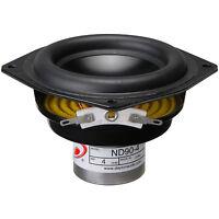 Dayton Audio Nd90-4 3-1/2 Aluminum Cone Full-range Driver 4