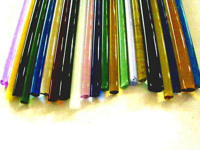COE 33 Clear Glass 1lb Devardi Glass Boro Rods