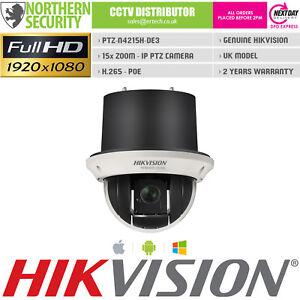 343a4284cdb Hikvision PTZ 2MP 15x Optical Zoom POE Onvif Recess Mini IP Camera ...