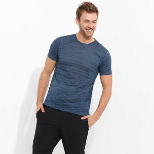 Details about BR4172 Men's Adidas FREELIFT AEROKNIT Tee Climacool GENUINE T shirt Size S L XL