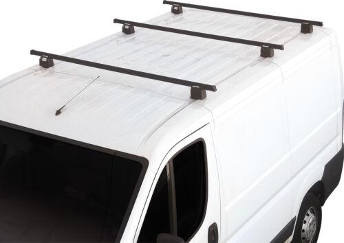 LastenträgerOpelVivaro Renault Trafic4 14/> 3Barren ALU150KGAbschliesbar180CM