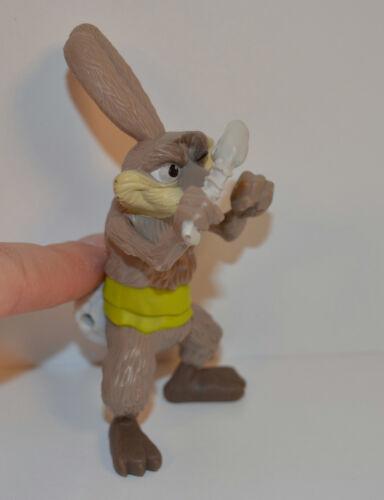 "RARE 2012 Squint 3/"" Rabbit McDonald/'s Europe Action Figure Ice Age 4"