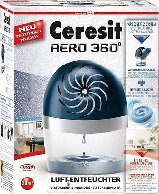 Henkel Ceresit Aero 360° Luftentfeuchter  Clags inkl. 1 Tab