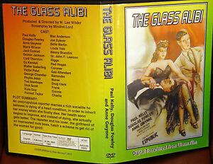 L-039-alibi-di-vetro-DVD-1946-Paul-Kelly-Douglas-fowley-Anne-Gwynne-MARIS-wrixon