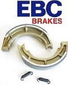 EBC Organic BRAKE SET 72-74 CB350F 73 CB350G 75-77 CB400F FRONT AND REAR