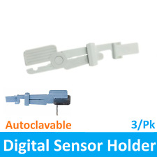 Dental Xray Digital Sensor Holder Autoclavable 250f Anterior Amp Posterior 3pk
