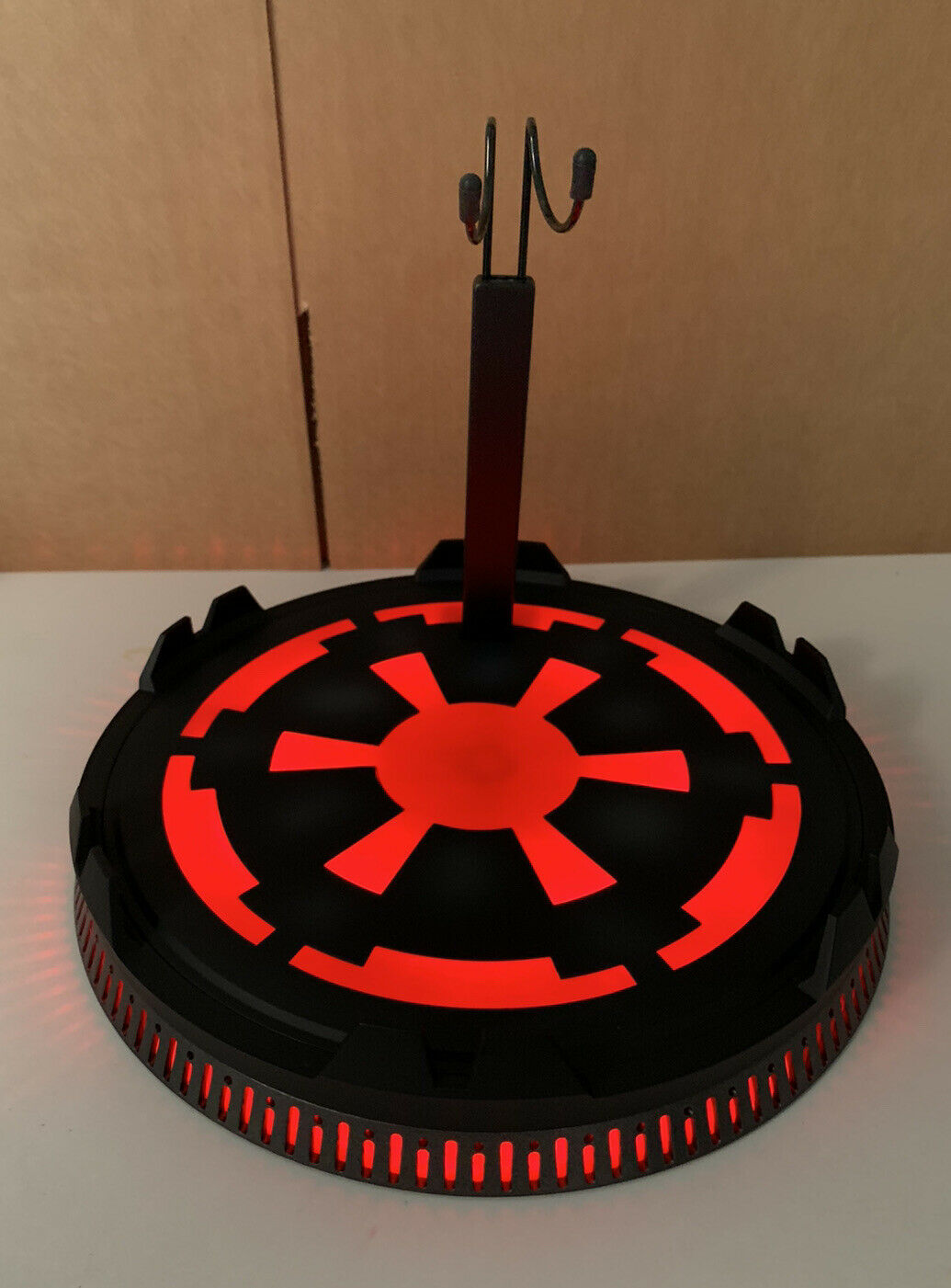 1/6 Sideshow Star Wars Darth Vader Exclusive LED Base Stand for Figure on eBay thumbnail