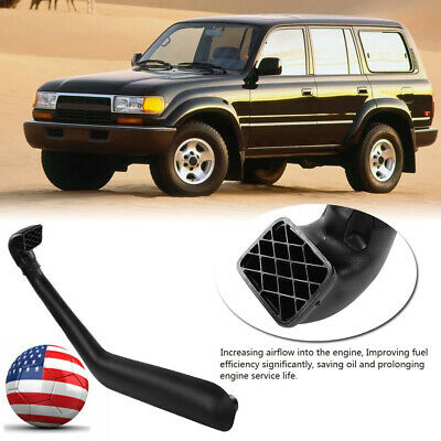 Snorkel Air Intake Kit For 1990-1997 Toyota 80 Series Land Cruiser Lexus LX450