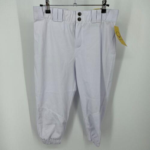 EvoShield Youth Salute Knicker Baseball Pants Solid white Youth XL  YXL