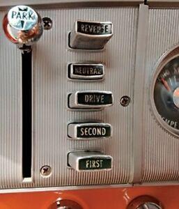 Details about Set of Transmission Shift & Park Cables for 1960-1965 MoPar  A-Body
