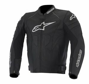 Alpinestars Mens GP Plus R Perforated Leather Jacket