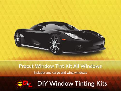 Audi TT Precut Window Tint Kit All Windows