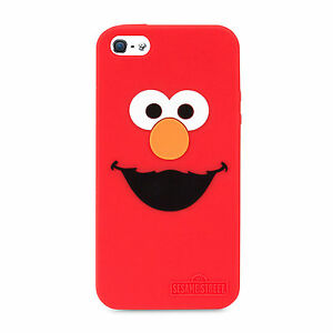 Sesame Street Elmo Silicone Case for iPhone 5  5S  eBay