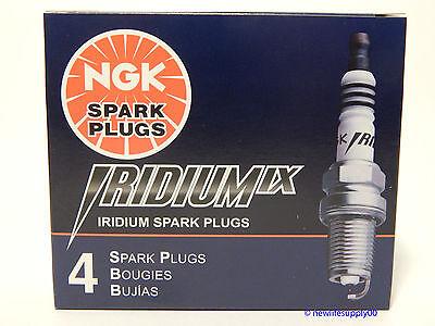 NGK 6681 Iridium Spark Plugs - DR8EIX  ------  4 PCS *NEW* == Made IN Japan
