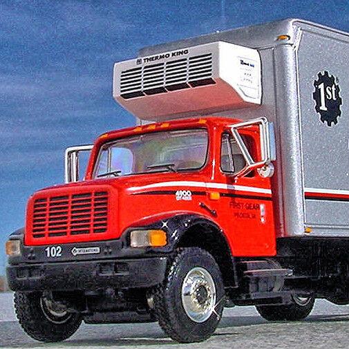 Rfr-Fg Inc. 4900 Camión De Carga-Tonkin First Gear-Mth Lionel Escala