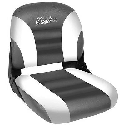 Blueline Deluxe High Back Cruiser Seat - Grey