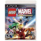 Ps3 Lego Marvel Super Heroes US IMPORT - PlayStation 3