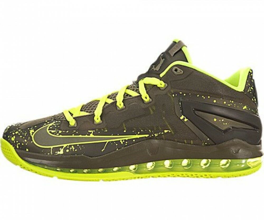 NIKE Lebron Xi Low Men's Basketball Shoes
