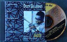 DIZZY GILLESPIE / DIZIONARIO ENCICLOPEDICO DEL JAZZ vol. 14 - CD (Italy 1991)