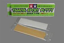 TAMIYA 87051 Mastic Epoxy Rapide – Epoxy Putty Quick Dry Type