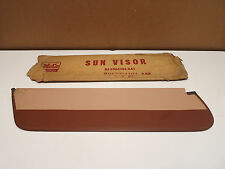 Vintage Car Interior Sun Visor Chevy Ford Dodge Chrysler Rat Rod Hot Rod