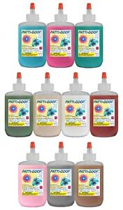 PATTI-GOOP 9-PACK MADE FOR CREEPY BUG TOYS AND RUBBERY SLITHERY CRAWLERS