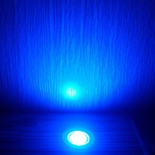 12V 30mm 0.6W Waterproof  Outdoor Garden Inground Path Lighting LED Deck Lights