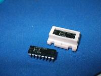 P4001 Intel Vintage 1976 Black 16-pin Dip Orig Pkg Last Ones W/carrier