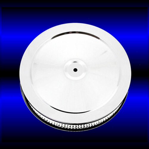Air Cleaner Chrome 10 Inch for Small Block Chevy 283 327 350 383 400 Engines SBC
