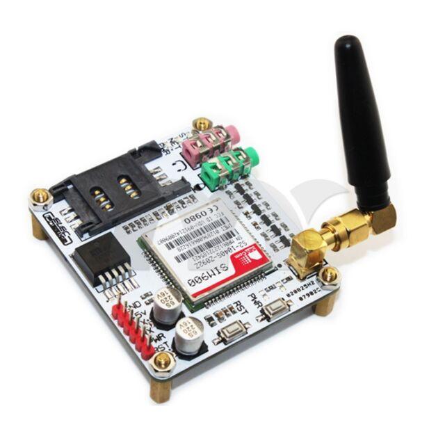 SIM900 4 Frequency GPRS/GSM Module - EFCom Pro