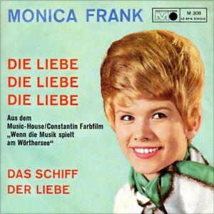 7-034-MONICA-FRANK-Die-Liebe-OST-Wenn-die-Musik-spielt-am-Woerthersee-METRONOME-1962