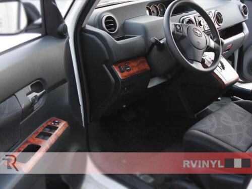 Honey Burlwood Rdash Wood Grain Dash Kit for Land Rover Range Rover 1989-1993